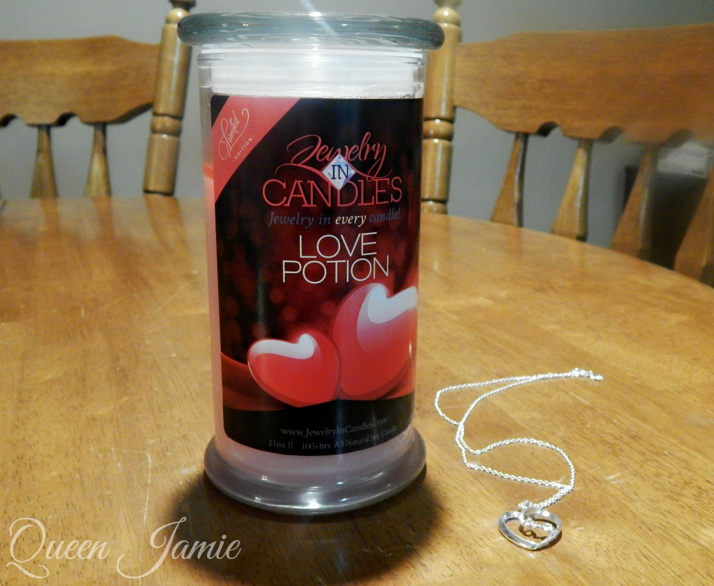 jewelry in candles the