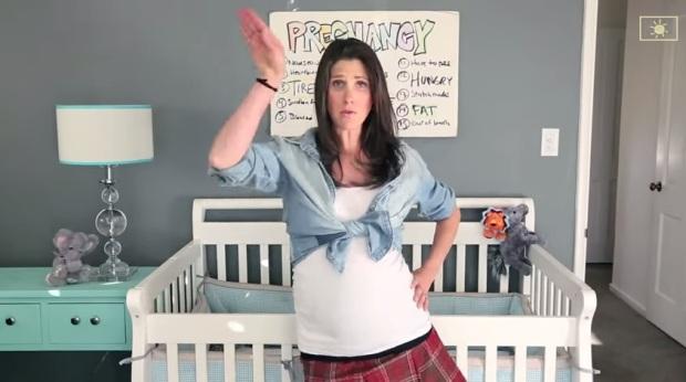 I'm So Pregnant Parody