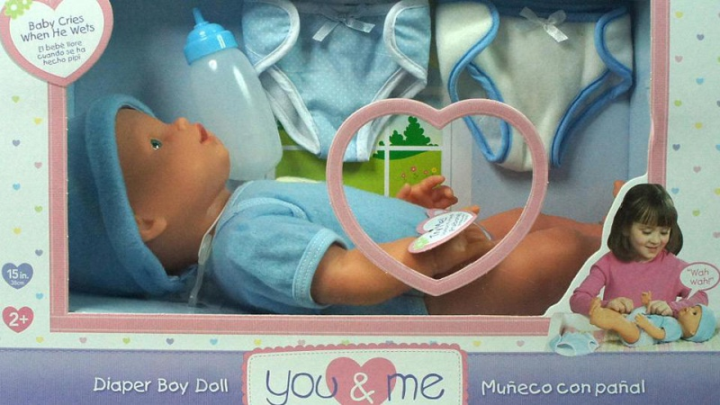 Baby Doll Penis Gets Backlash From Parents
