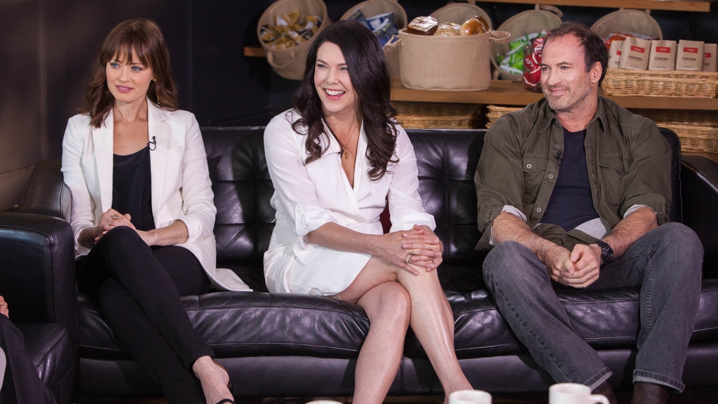 The Gilmore Girls cast reunites in Austin, Texas for the Austin Television Festival Saturday June 6, 2015.