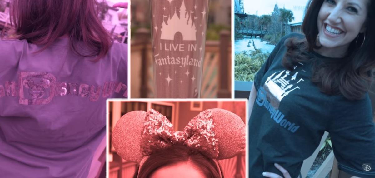 Disney's Briar Rose Gold Collection Sneak Peek!