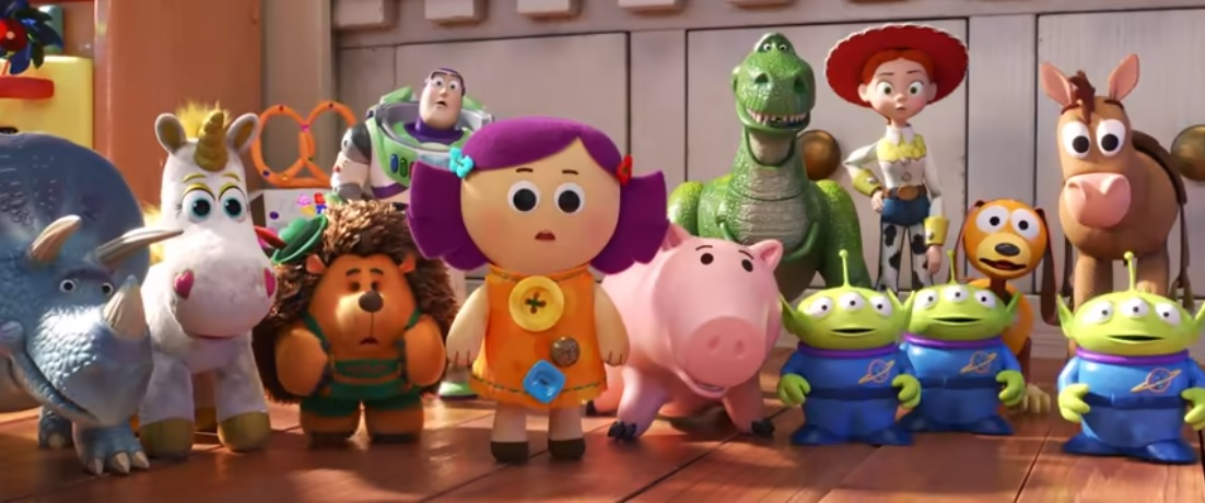 The Toy Story 4 Trailer Has Finally Arrived! – The Queen Jamie